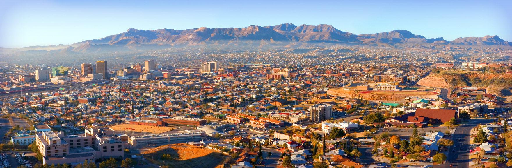 ¿A qué país pertenece El Paso?