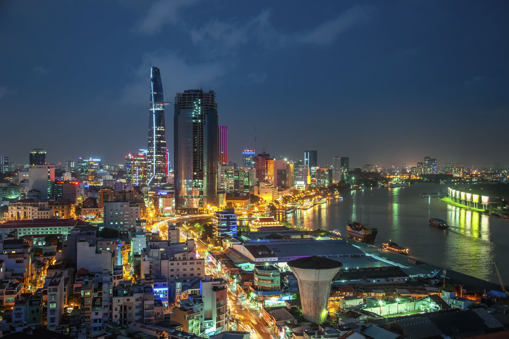 ¿A qué país pertenece Ho Chi Minh City?