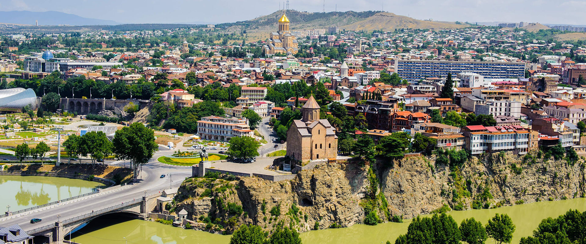 ¿A qué país pertenece Tbilisi/Tiflis?