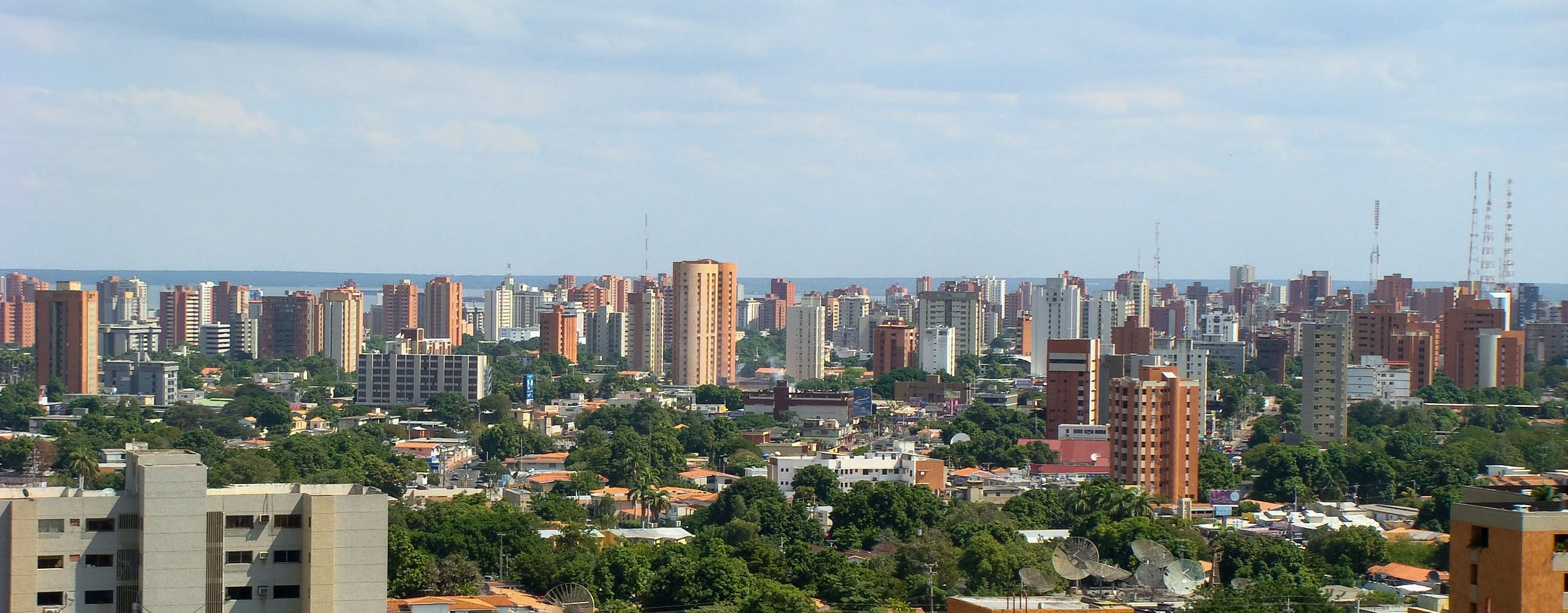 ¿A qué país pertenece Maracaibo?