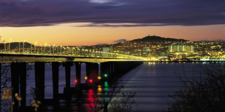 ¿A qué país pertenece Dundee?