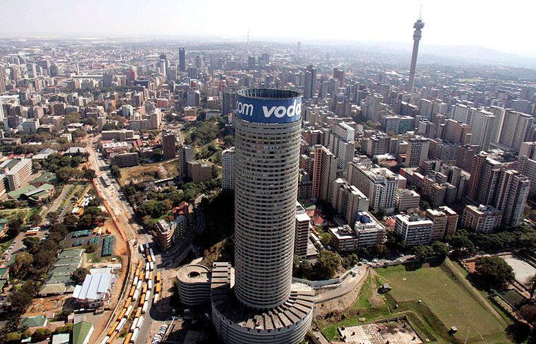 ¿A qué país pertenece Johannesburgo?