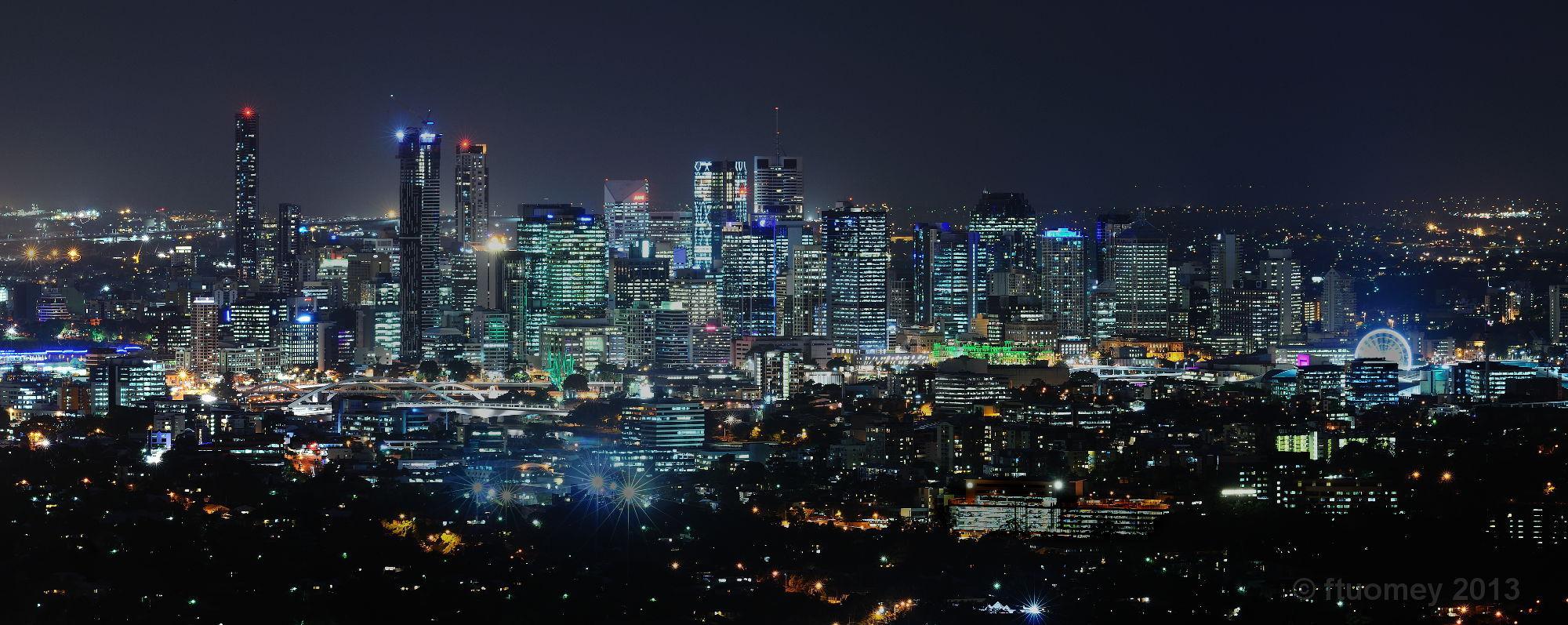 ¿A qué país pertenece Brisbane?