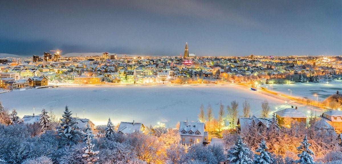 A qué país pertenece Reikiavik/Reykjavik?