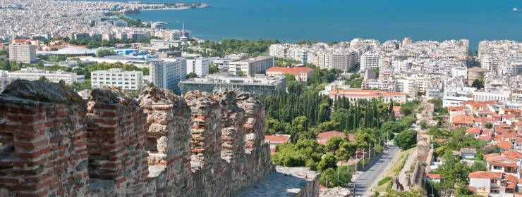 ¿A qué país pertenece Salónica?