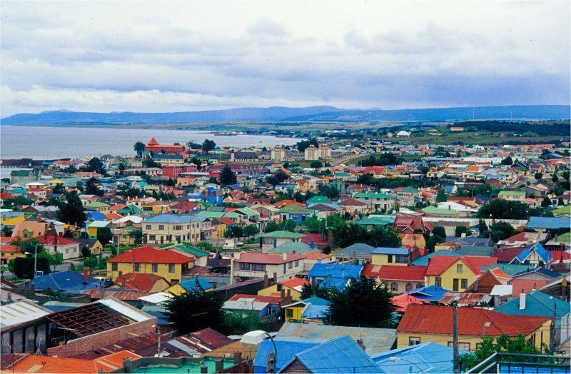 ¿A qué país pertenece Punta Arenas?
