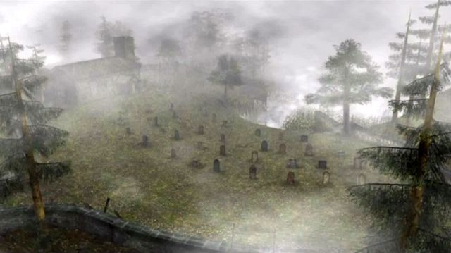 ¿Cuántos cementerios hay en Silent Hill?