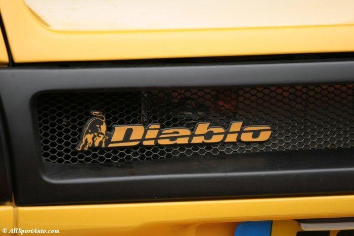 8642 - El Lamborghini Diablo [Parte 1]