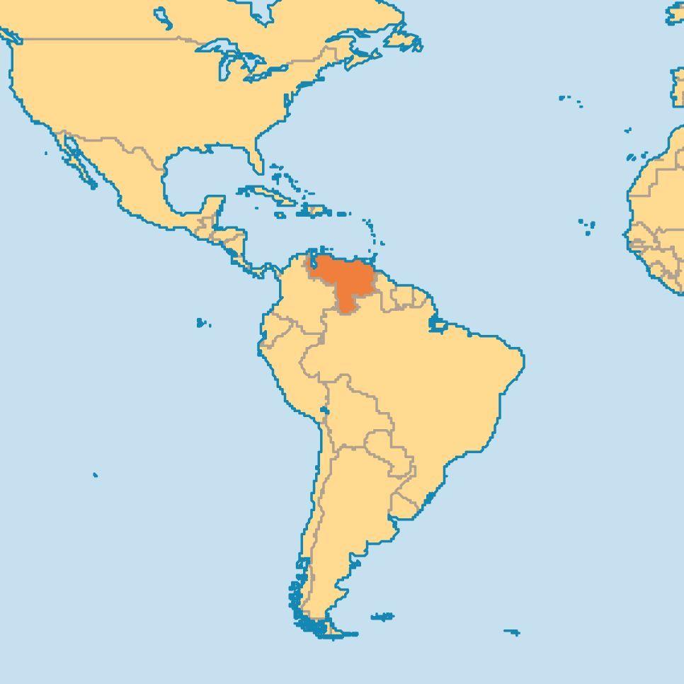Empecemos con una fácil, ¿Nombre Oficial de Venezuela?