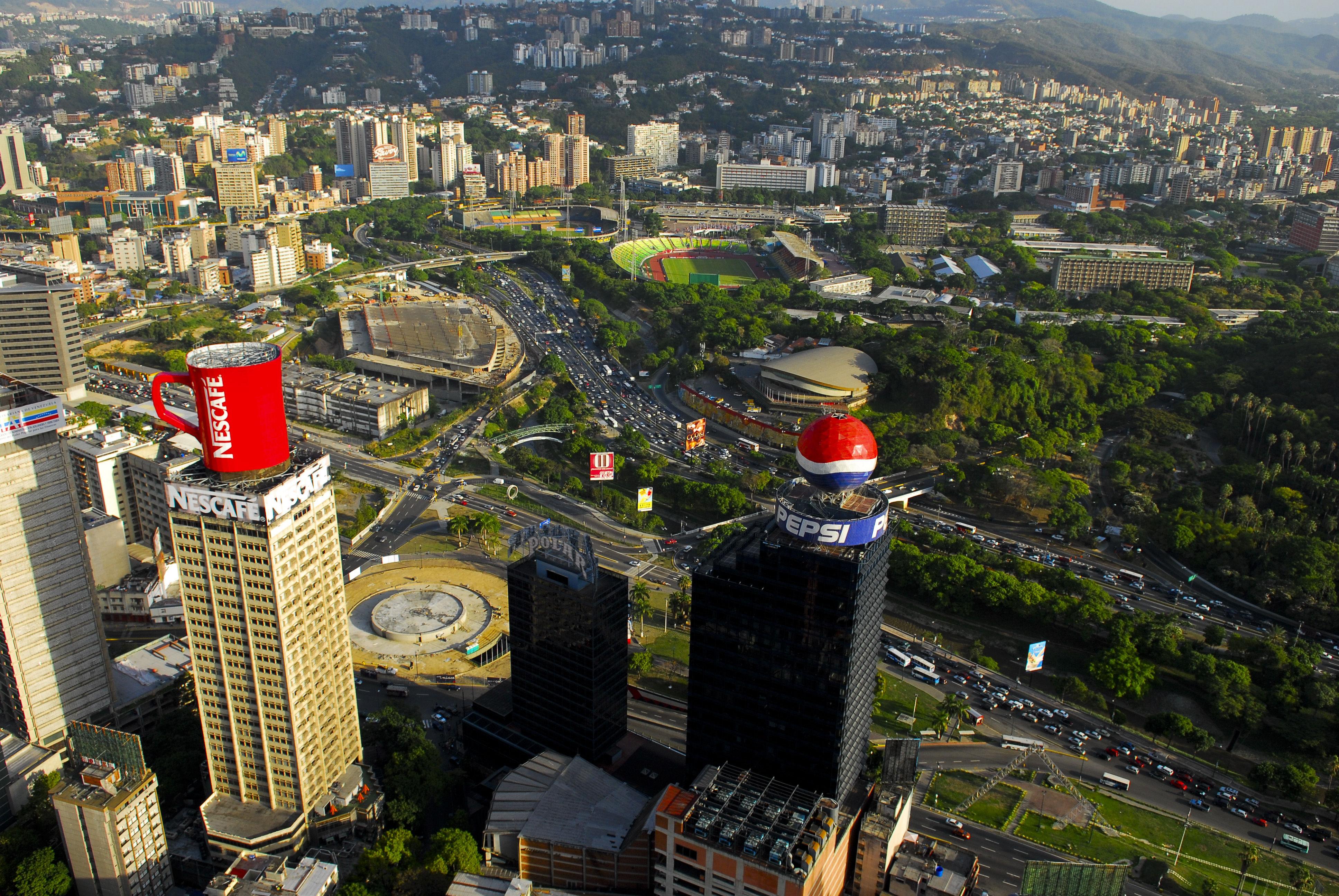 ¿Cuál es la capital de Venezuela?