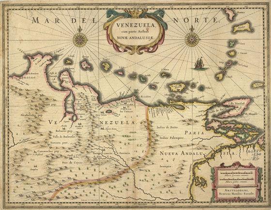 ¿Venezuela antes de su independencia era una colonia de qué imperio?
