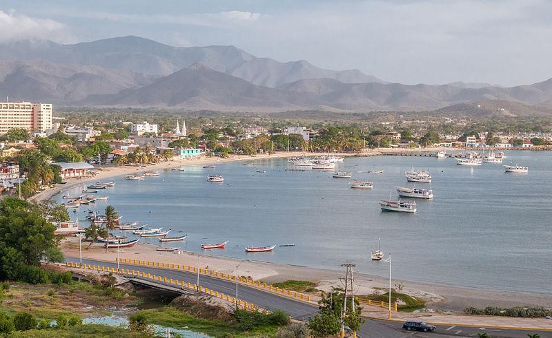 ¿Qué isla venezolana es la única del caribe con nombre de una flor?