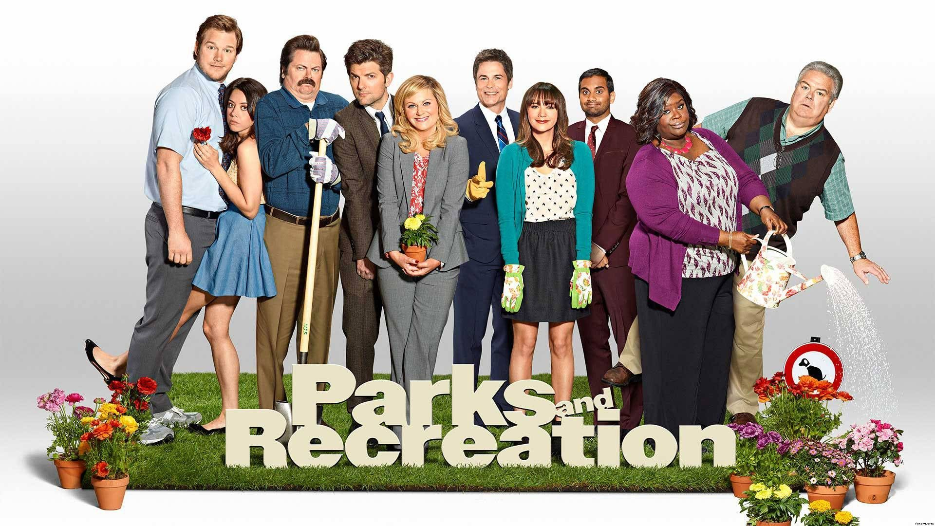 8708 - Parks and Recreation