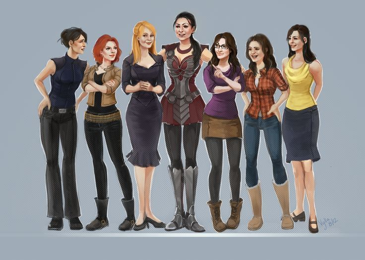 8726 - Actrices del Universo Marvel