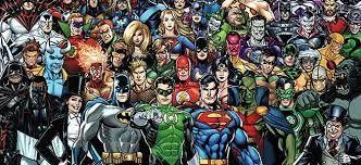 8619 - ¿Eres un superhéroe o un villano?