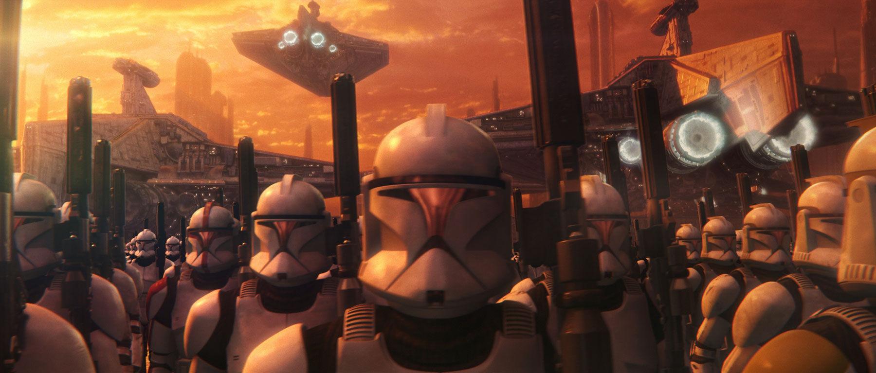 8783 - Ejércitos de Star Wars. ¿A cuál de ellos pertenecerías?