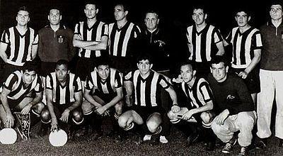 ¿Qué club, hasta la fecha, posee más años sin salir campeón de una Libertadores?