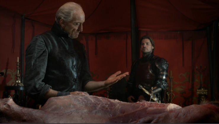 Además de Señor de Roca Casterly...¿Qué otro tituló suele tener el líder de la casa Lannister?