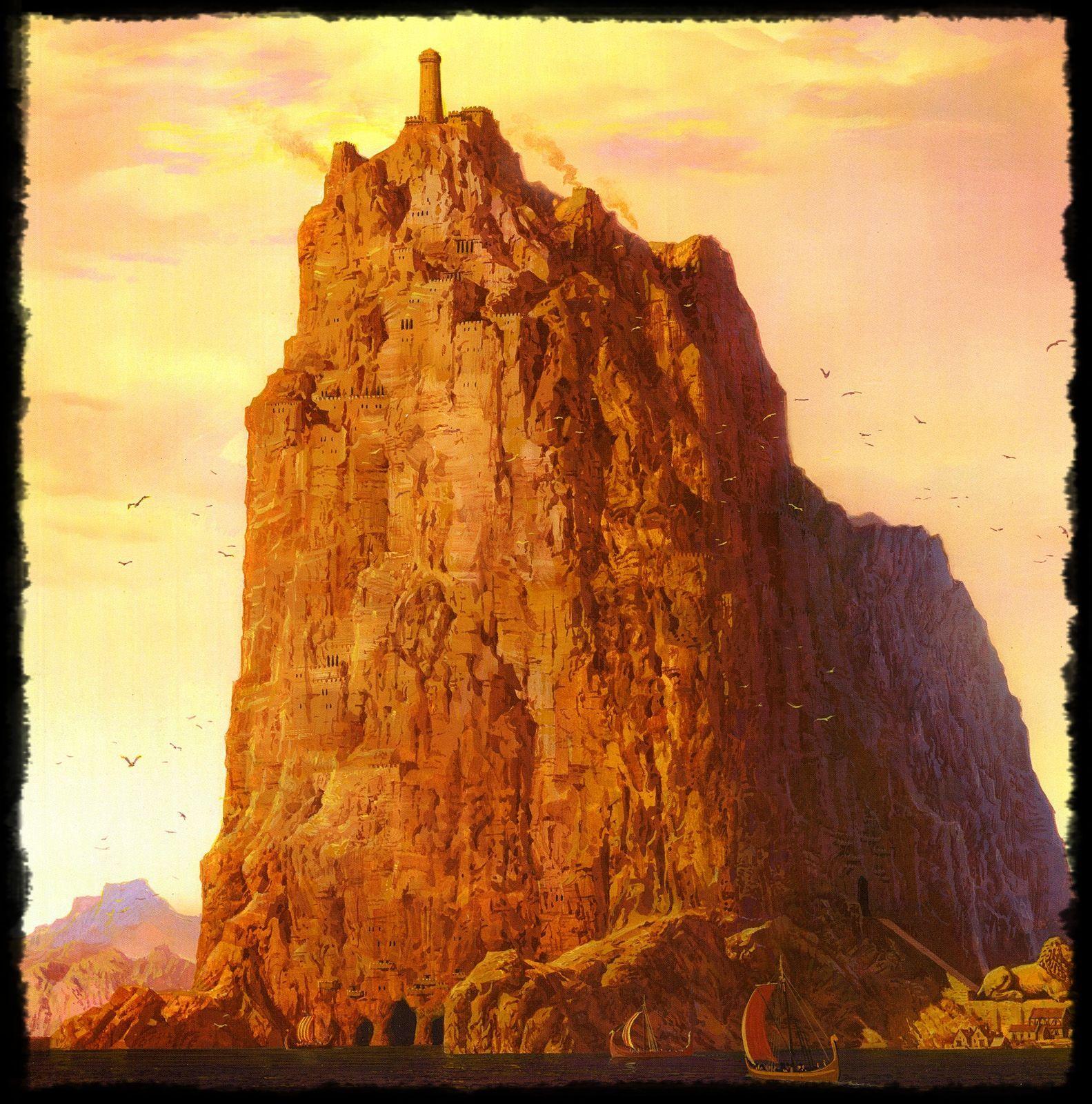 ¿A qué casa ya extinta arrebatan los Lannister su actual asentamiento?