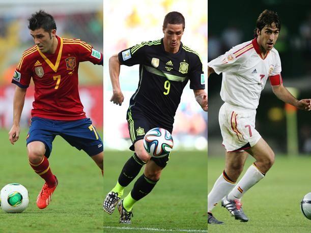 ¿Quién es el máximo goleador de la historia de la Selección?