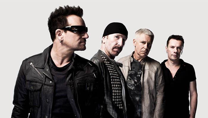 8936 - ¿Sabrías seguir estas canciones de U2?