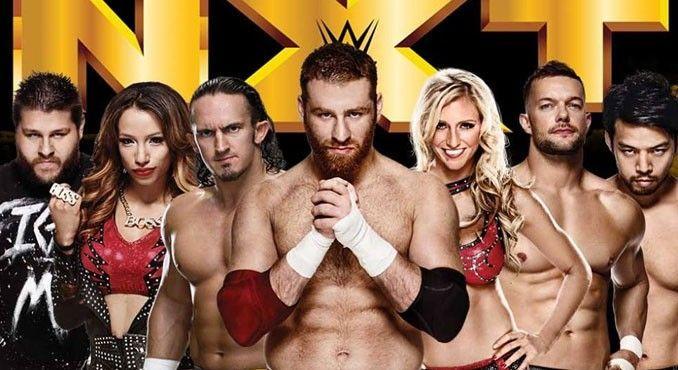 8966 - ¿Conoces a estas promesas de la WWE?