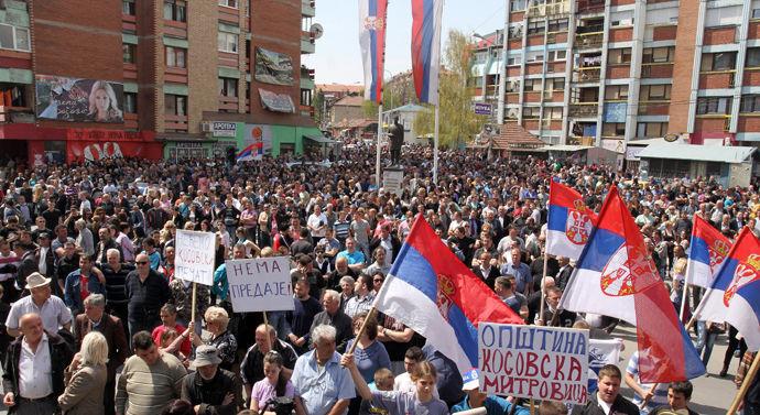 ¿Cuál de estos países está considerado como el peor enemigo de Serbia?