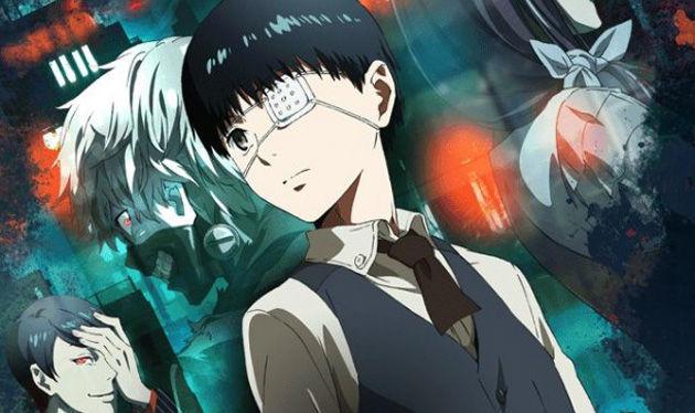 9064 - ¿Cuántos personajes de Tokyo Ghoul conoces?