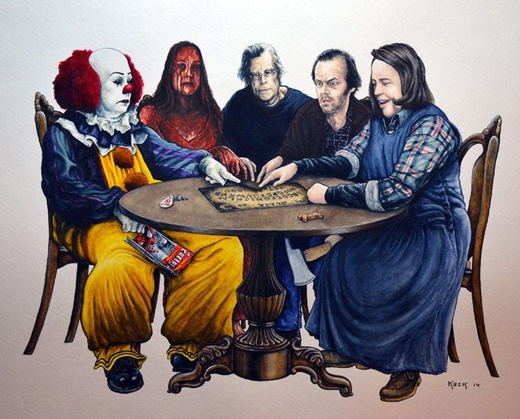 9078 - Personajes de películas de terror [Parte 4]