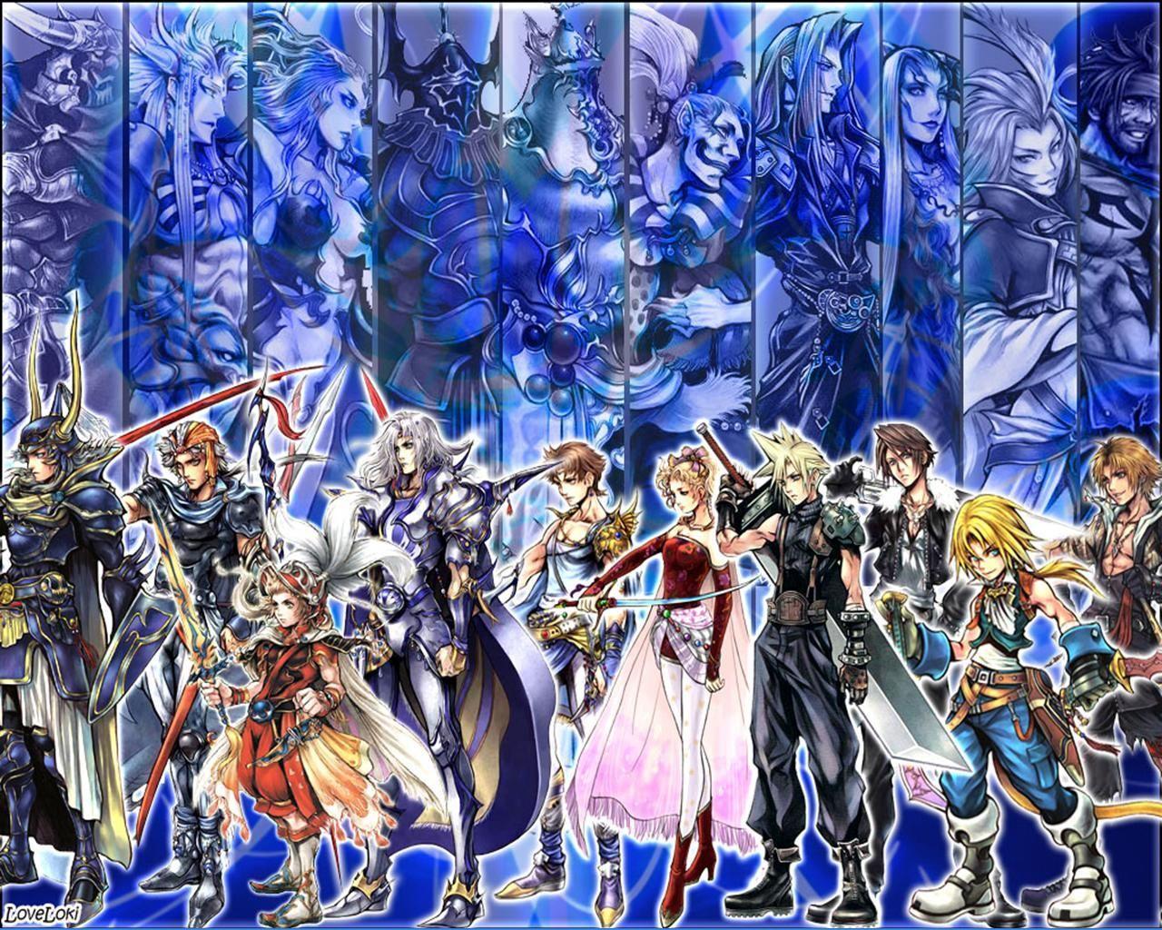 9088 - ¿Cuánto sabes de Final Fantasy? [Parte 2]