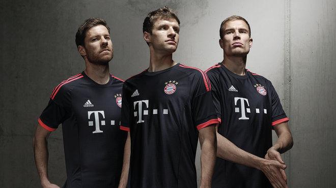 9138 - Dorsales de FC Bayern München