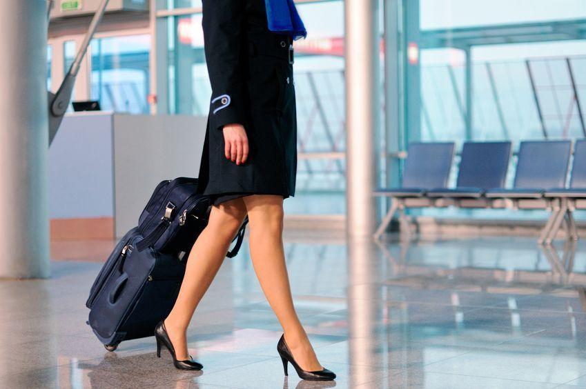 9134 - ¿Has viajado mucho? ¿Puedes relacionar estos uniformes de azafata con su compañía aérea?