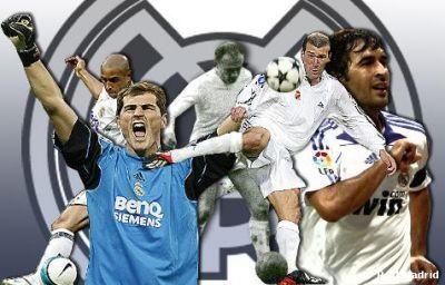 9154 - Leyendas del Real Madrid