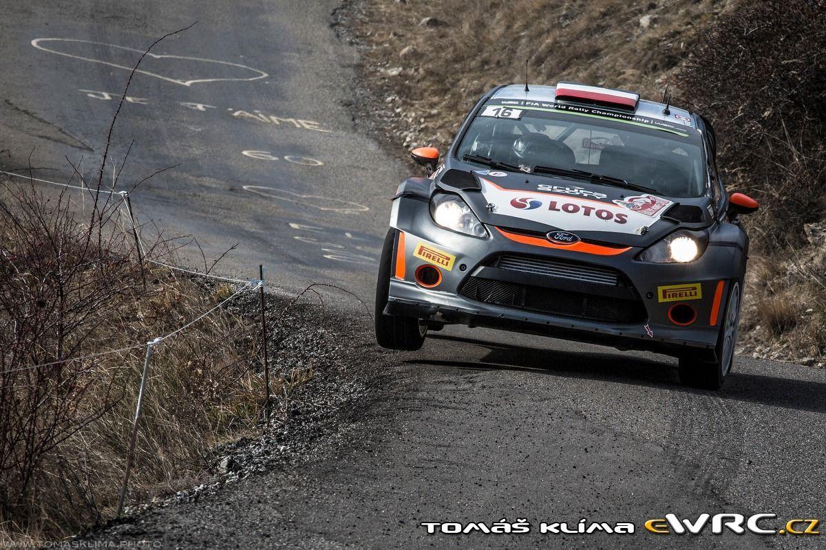 ¿De qué piloto se trata y qué rally está disputando?