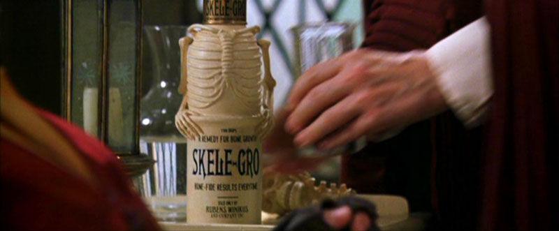 ¿Qué poción se necesita para hacer Poción Crece-huesos?