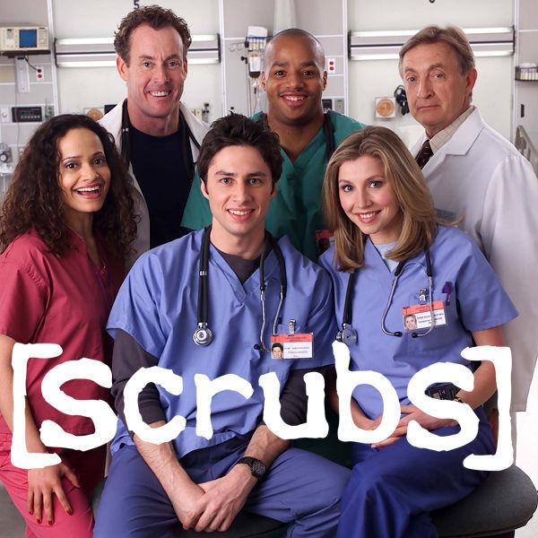 9185 - ¿Cuánto sabes de Scrubs?
