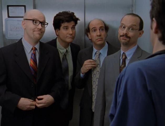 ¿Cómo se llama la banda de Ted?
