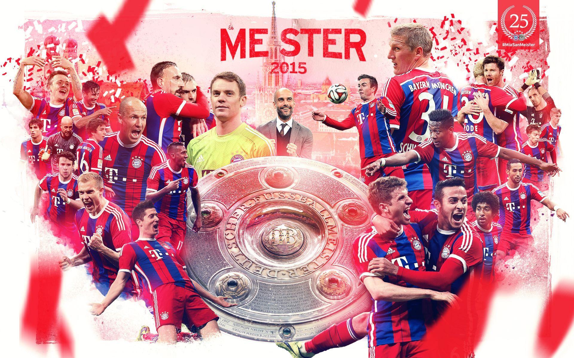 9196 - ¿Qué jugador del Bayern München eres?