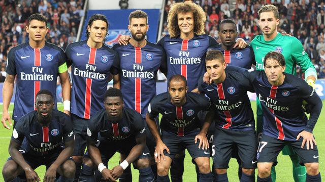 El París Saint-Germain tiene menos de 50 años.
