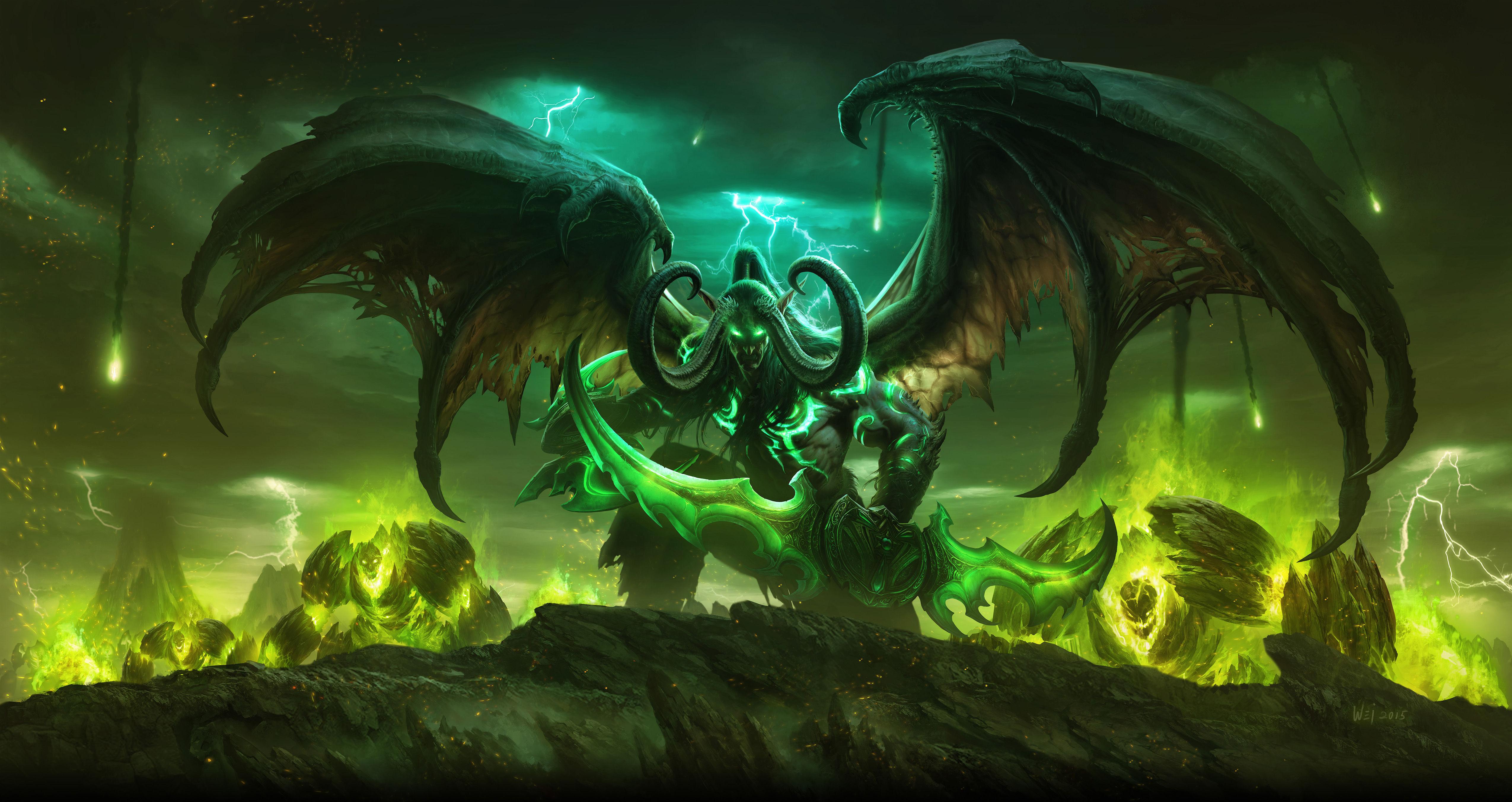 La experiencia que obtenemos en World of Warcraft varía si estamos descansados. ¿Cuánto?