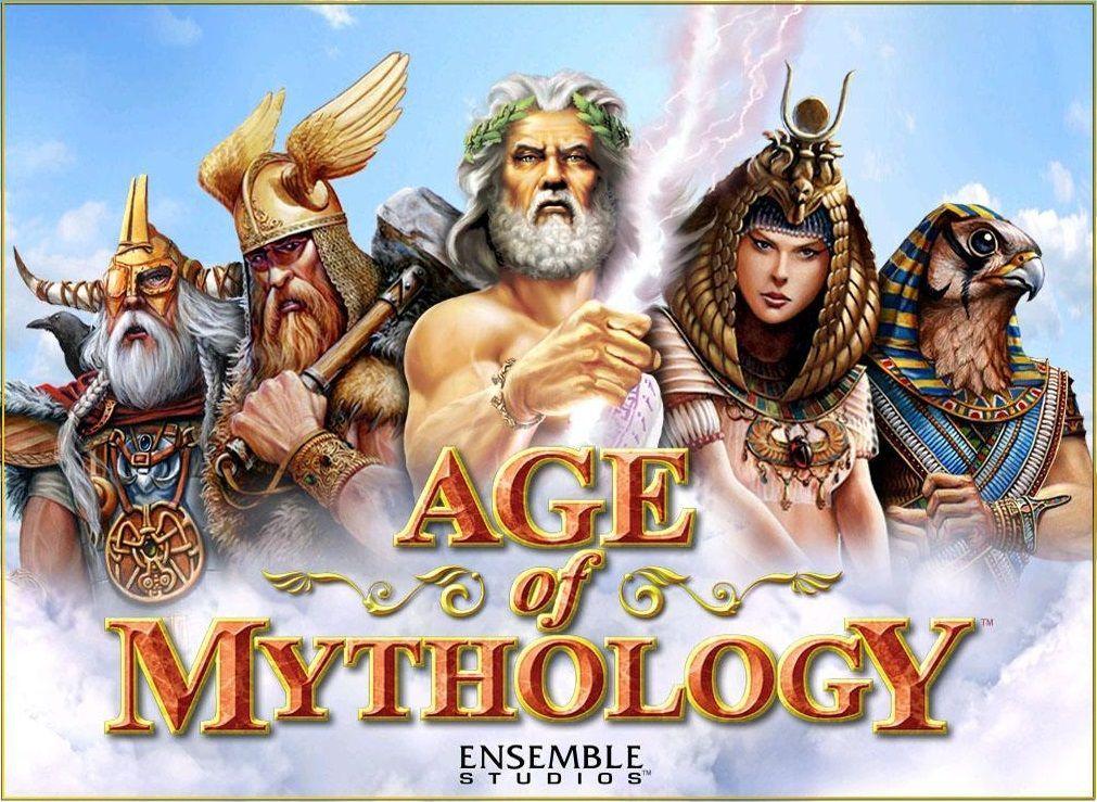 9242 - Age of Mythology. ¿Recuerdas este videojuego?