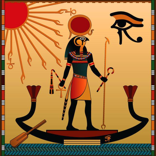 ¿Cuál era la maravilla del dios Ra?