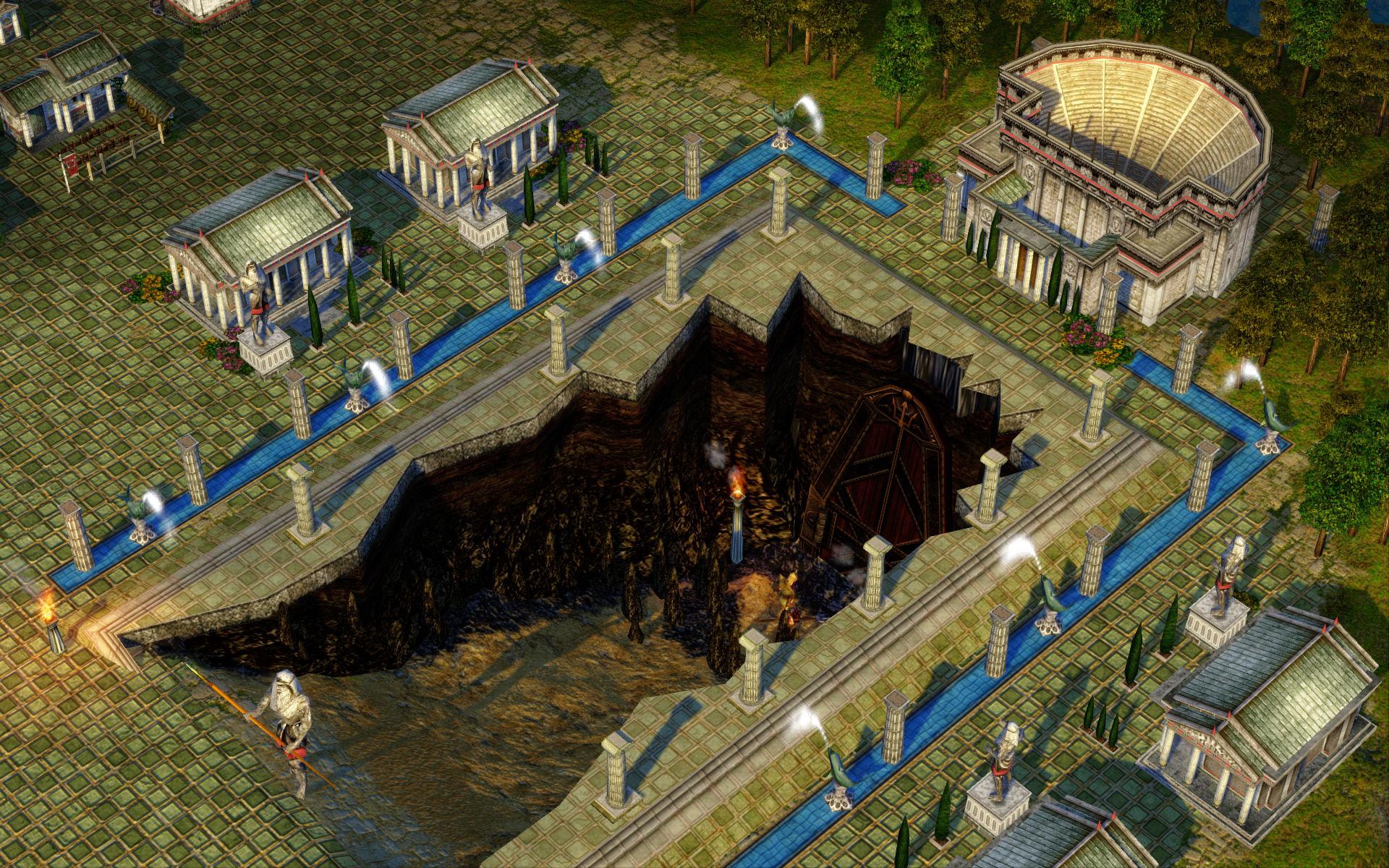 En la primera campaña (La Caída del Tridente) (no expansión) el villano (que no dios) principal es...