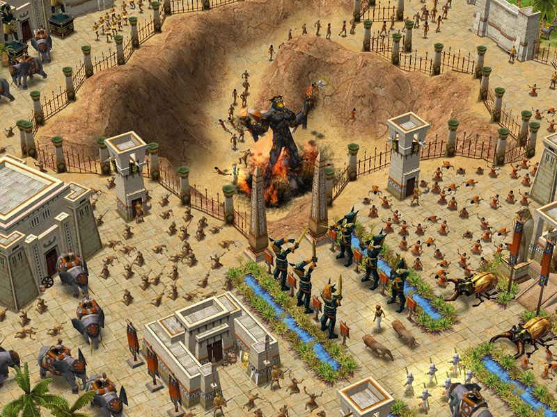 El plan de Gargarensis es liberar a Cronos del tártaro, pero al final es derrotado por Arkantos. ¿Cómo muere?