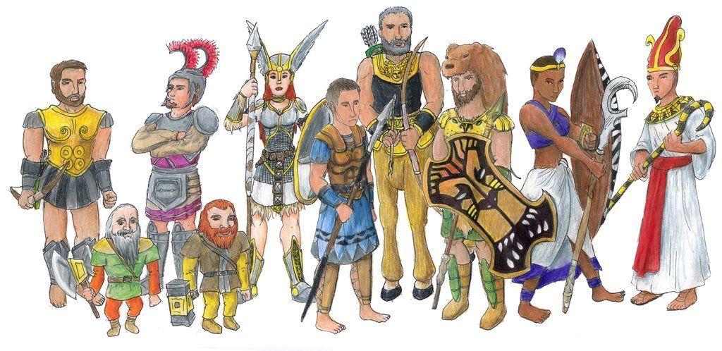 ¿Cuál es la líder de los egipcios que se alían con Arkantos y los griegos?