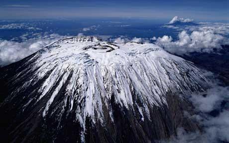 ¿En qué continente se encuentra el Kilimanjaro?