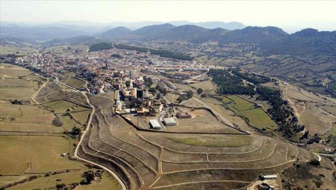¿En qué provincia española se encuentra Almadén y sus famosas minas de mercurio?
