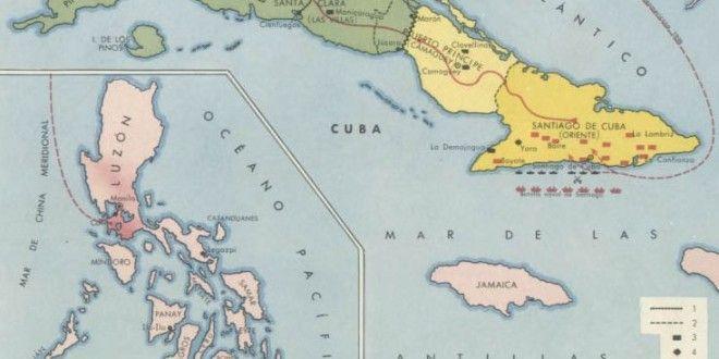 ¿En qué año perdió España a Cuba y Filipinas?
