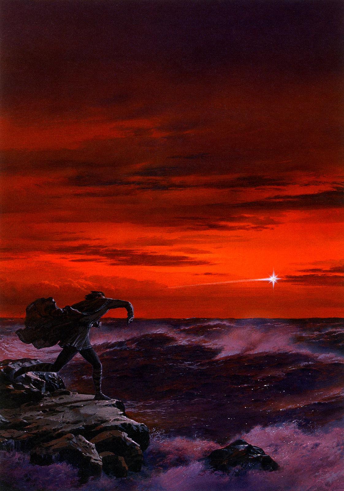 ¿Quién arrojo un Silmaril al mar?