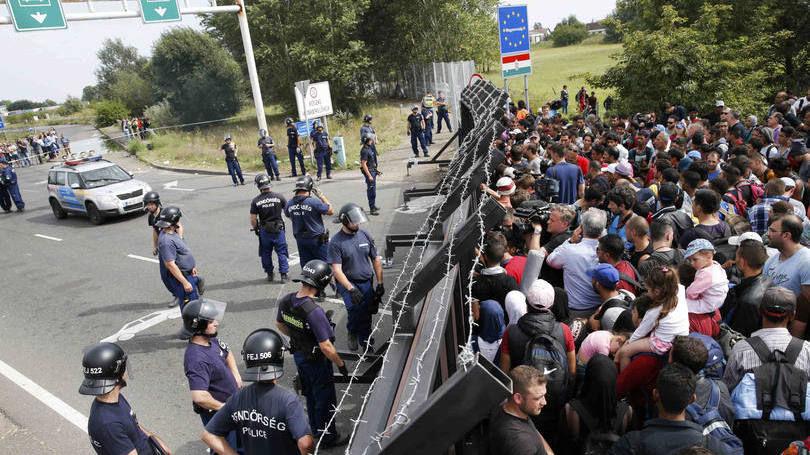 ¿Qué opinas sobre la crisis de los refugiados?